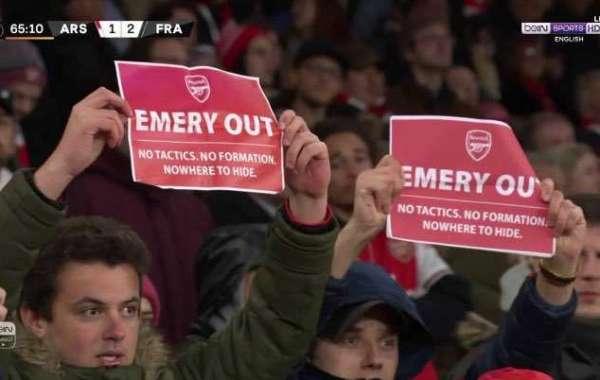 Will Tonight Be The Last Time Unai Emery Coach Arsenal?