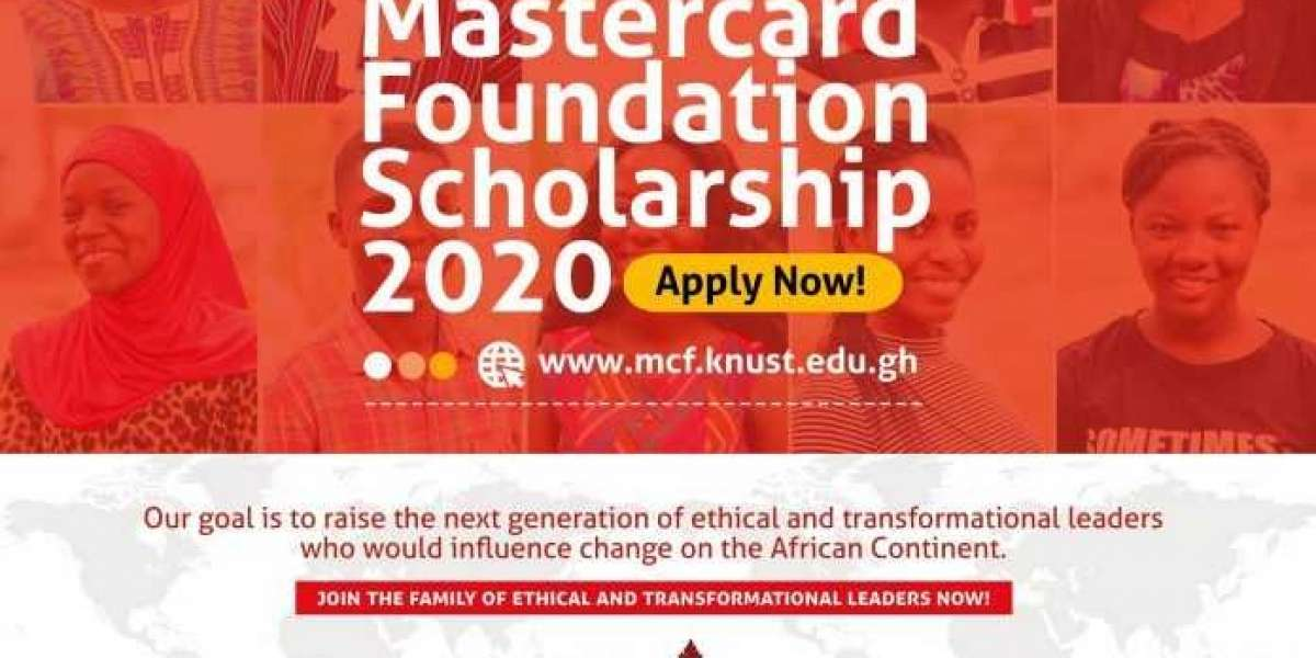 KNUST MasterCard Foundation Scholars for Young Africans Program 202