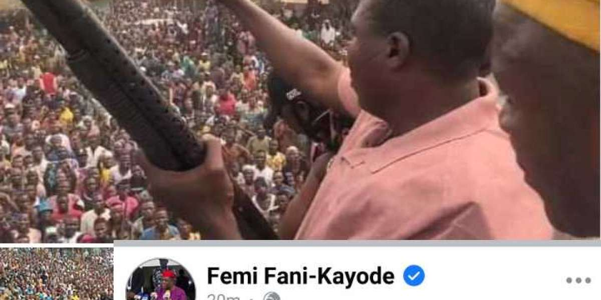 ARRESTING or KILLING Sunday Igboho would be dangerous, reckless and counter productive – Fani-Kayode to FG
